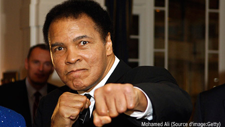 Mohamed Ali, tout simplement « le plus grand »