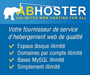AB HOSTER - Votre fournisseur de service et d'hebergement web de qualité