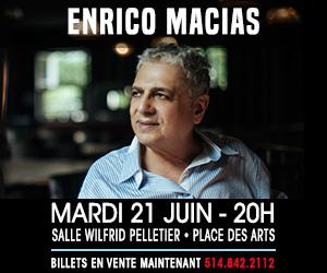 Enrico Macias 26 juin 2016 Mtl. Place des arts